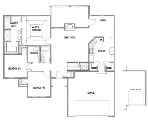Wellington Floorplan