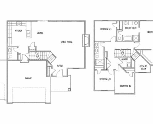 Willow II Plan